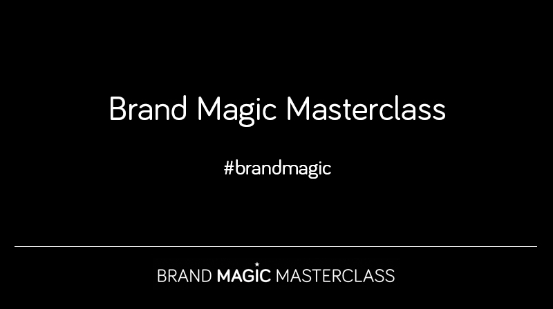 Learn how to brand your small business online with Brand Magic Masterclass