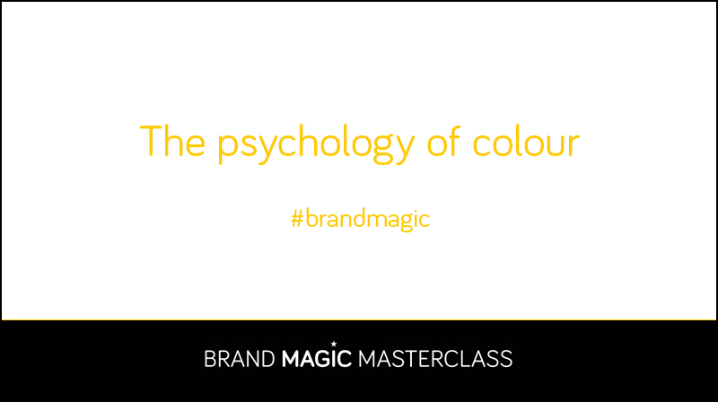 The psychology of colour online program to help your brand strategy